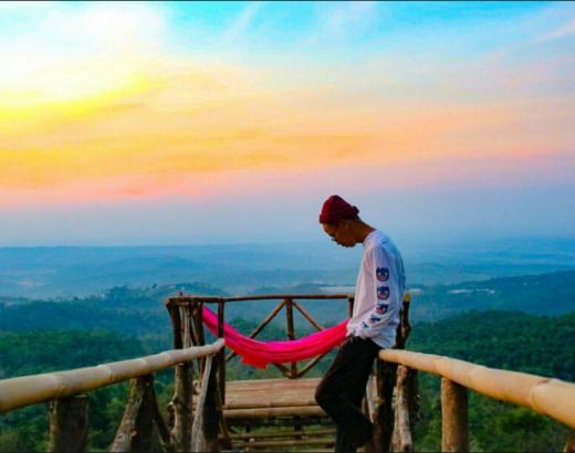 Bukit Katumbiri Purwakarta